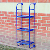 Easy Access Outdoor Metal Wall Tidy  small