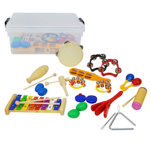 Pre-School Percussion Pack 16pk  medium