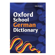 Oxford School German Dictionary  medium