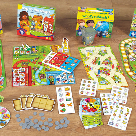 Knowledge and Understanding Games Pack 4pk  large