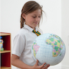 Inflatable Globe Political 30cm  small