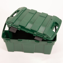 40L Plastic Storage Chest  medium