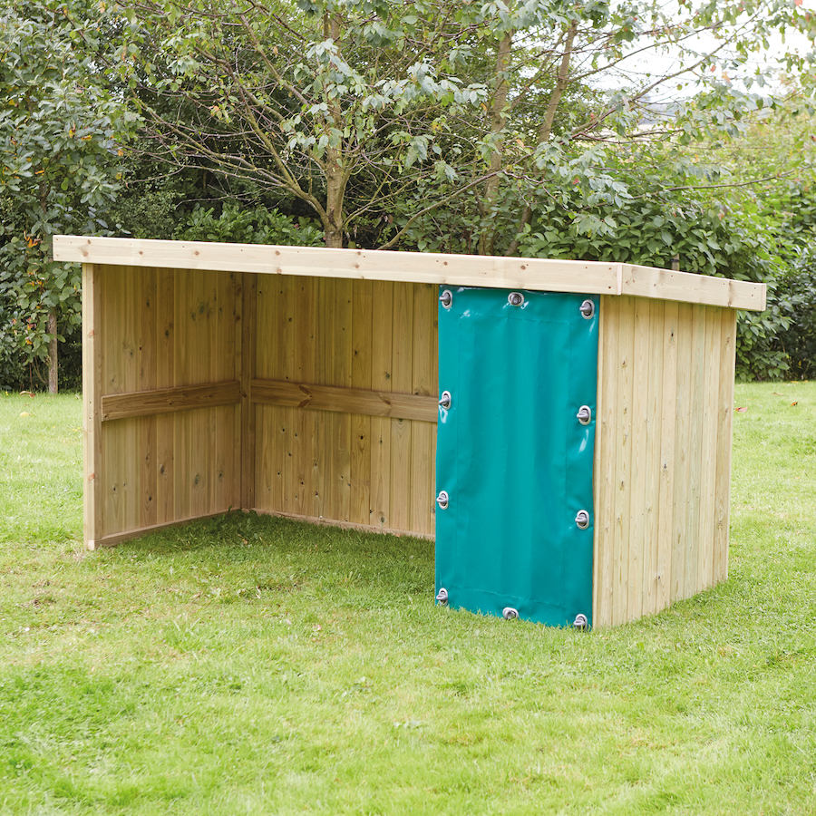 Buy Outdoor Wooden Multi Purpose Storage Unit Tts