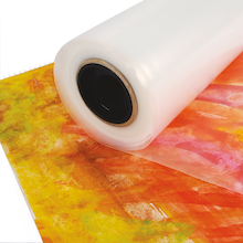 Heavy Duty Display Protection Roll 1250mm x 50m  medium