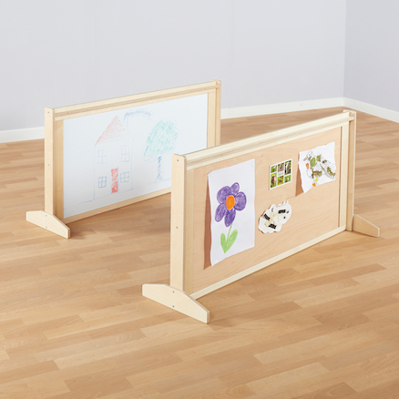 Wooden Dividers W124 x H66.5cm  large