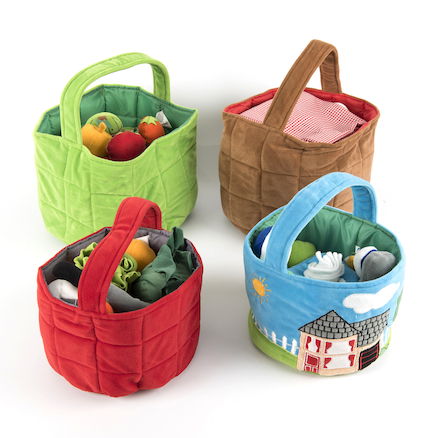 Time to Talk Role Play Baskets Special Offer 1  large