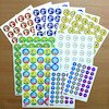 Assorted PE and Sports Day Stickers 315pk  small