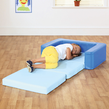 Sit and Sleep Foam Rest Bed and Seat  medium