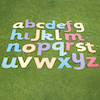 Giant Foam Alphabet Lowercase Letters 26pcs  small