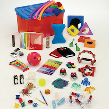 Complete Sensory and Stimulation Kit  medium