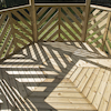 Six Sided Wooden Gazebo   small