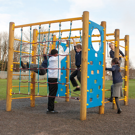 Discovery Outdoor Climbing Frame  large