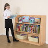 Fusion Open Shelf Bookcase  small