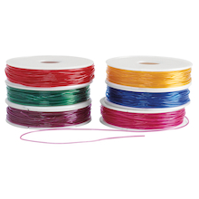 Stretchy Bead Cord 55m  medium