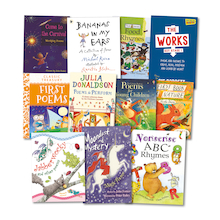KS1 and KS2 Performance Poetry Books 11pk  medium