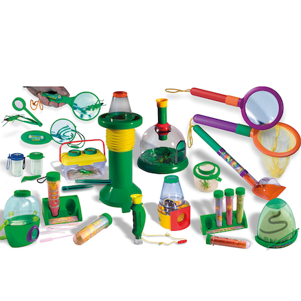 Minibeast And Plant Investigation Equipment Pack  large
