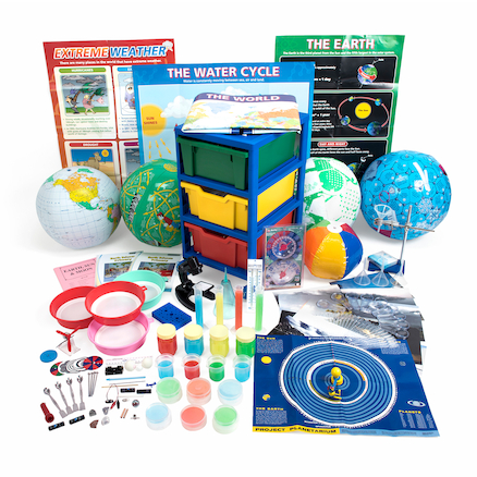 Earth and Beyond Class Resources Trolley  large