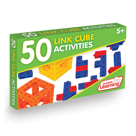 50 Link Cube activities  large