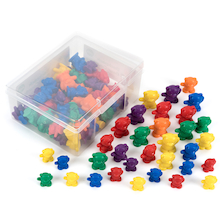 Backpack Bear Counters 96pcs  medium