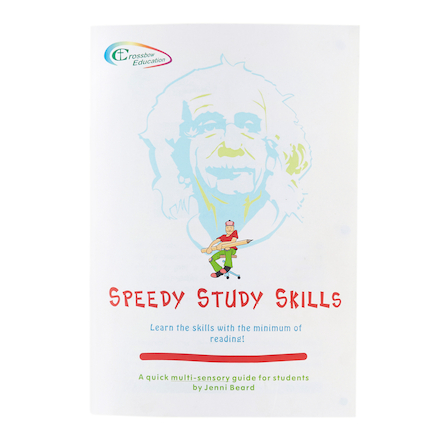 Speedy Study Skills Revision Book  large
