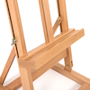 Table Top Elm Wood Easel  small