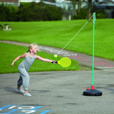 Junior Tennis Playground Swingball  large