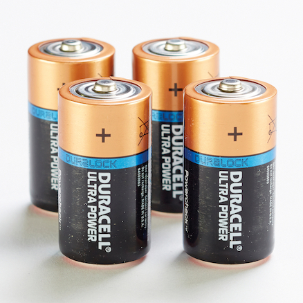 Duracell® Ultra Power Batteries  large