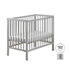 Space Saver Wooden Cot with Mattress  small
