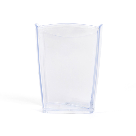 Clear Pencil Cup  large