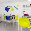 GEO Poly Classroom Chairs  small