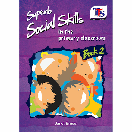 Superb Social Skills In The Classroom Book  large