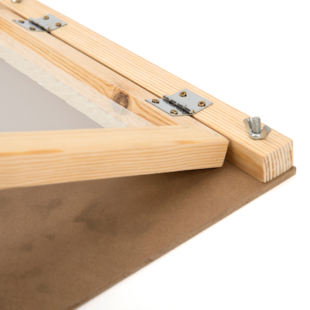 Silk Screen and Squeegee Kit 23 x 33cm  large