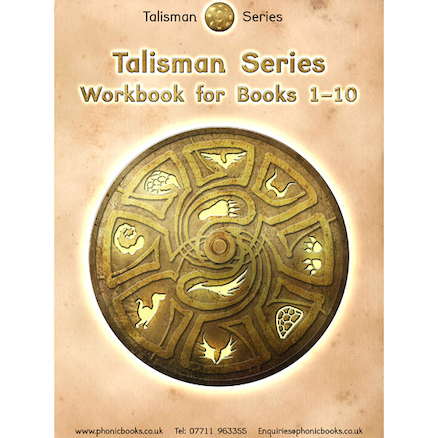 Talisman Phonic Reluctant Readers Workbook  large