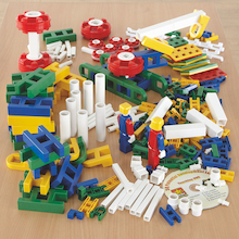 Slotago Construction System 252pcs  medium
