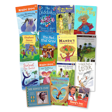 KS2 Stories From Different Cultures and Settings 15pk  medium