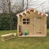 Childrens Outdoor Playhouse  small