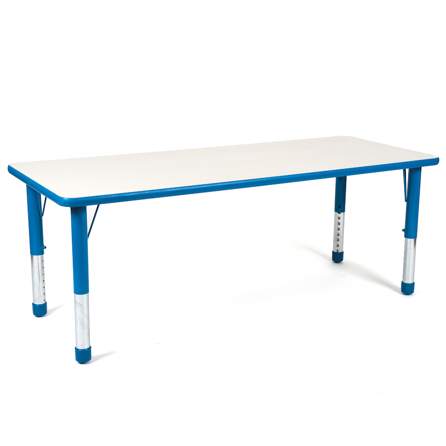 Buy valencia rectangular 6 seater table tts for Table 6 seater