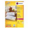 Avery Recycled Laser Label Pack 100  small
