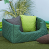 Outdoor Quilted Cushion Pod  small
