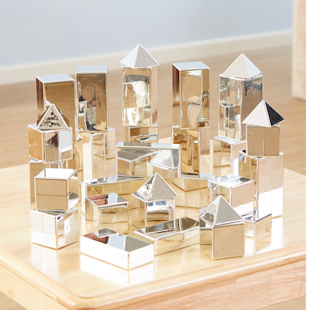 Metallic Assorted Mini Blocks  large