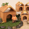 Eco Small World House Set  small