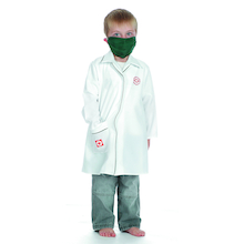 Role Play Dressing Up Doctors Outfit  medium