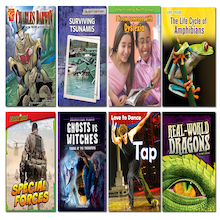 KS3 Accelerated Reader Level 4-5 Books 8pk  medium