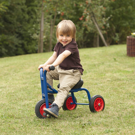 TTS Mighty Mini Pedal Trike  large