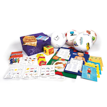KS2 French Vocabulary Role Play and Games Kit  medium