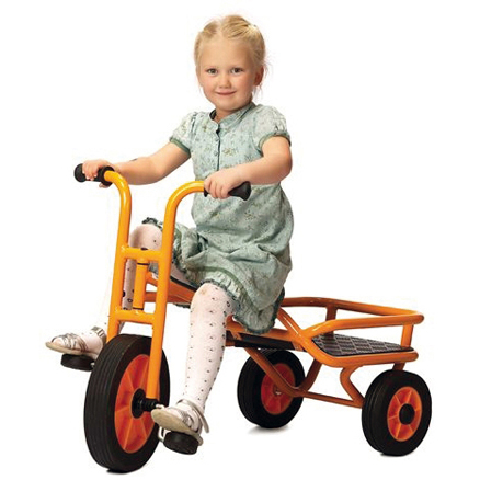 Rabo Pick Up Maxi Trike  large