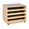 Sliding Drawer A1 Paper Storage  small