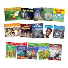 Level 1-16: Non-Fiction Book Bands  medium