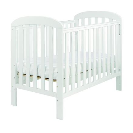 Anna Wooden Cot and Mattress  large