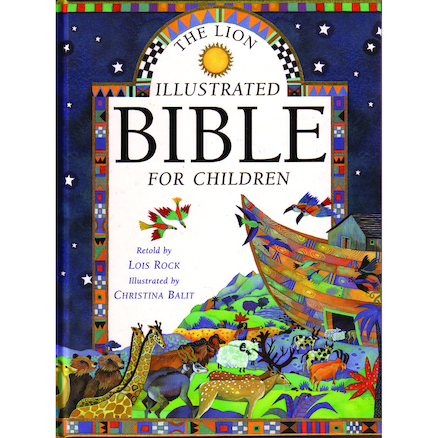 Lion Illustrated Bible for Children  large